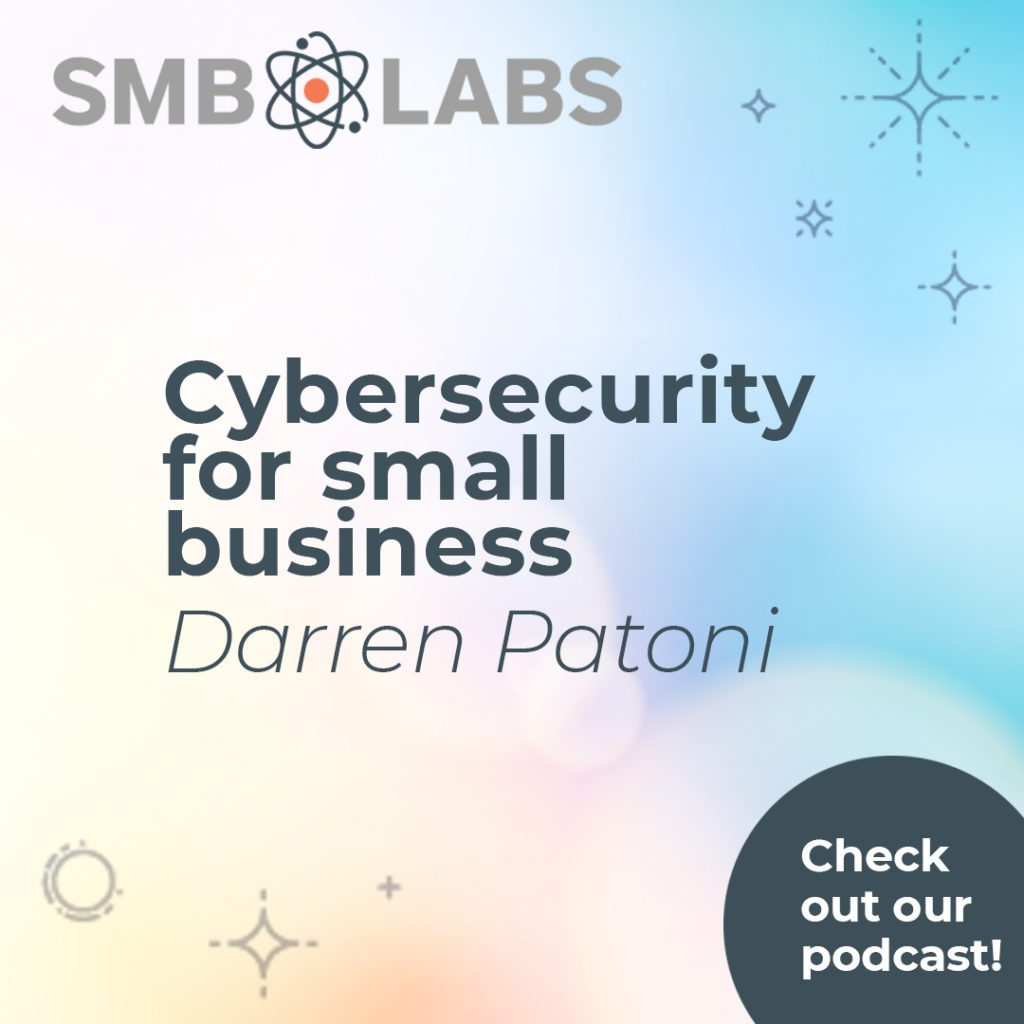 SMB Labs Podcast Episode 4