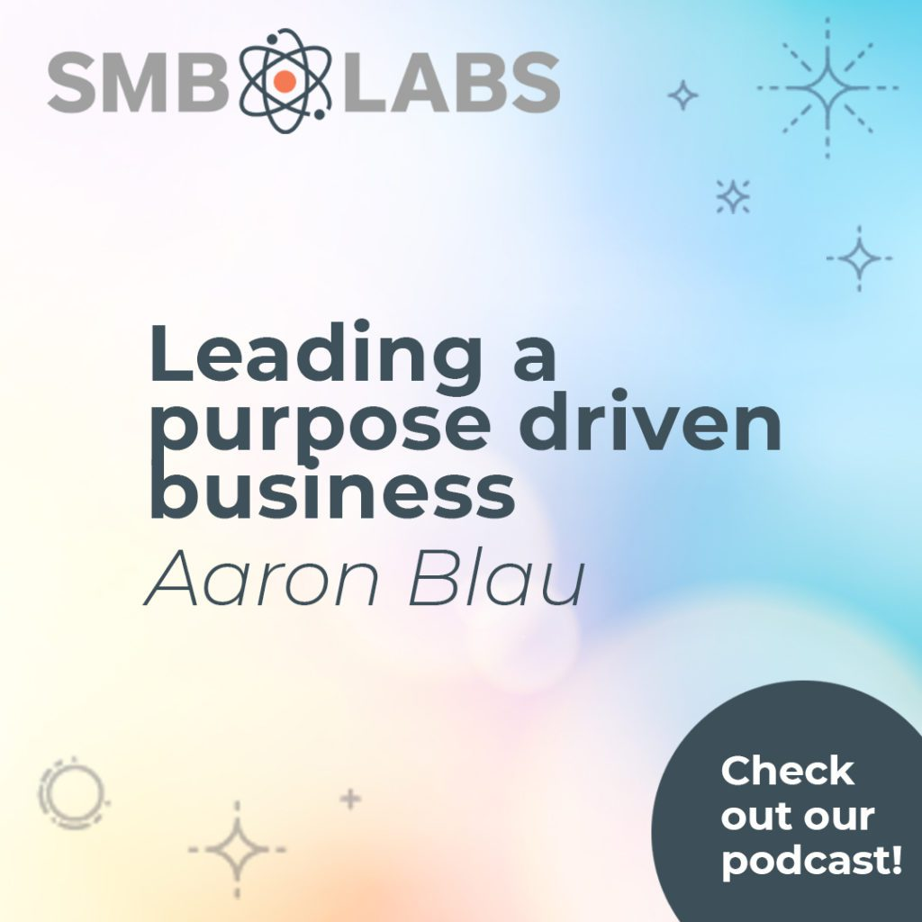SMB Labs Podcast Episode 5