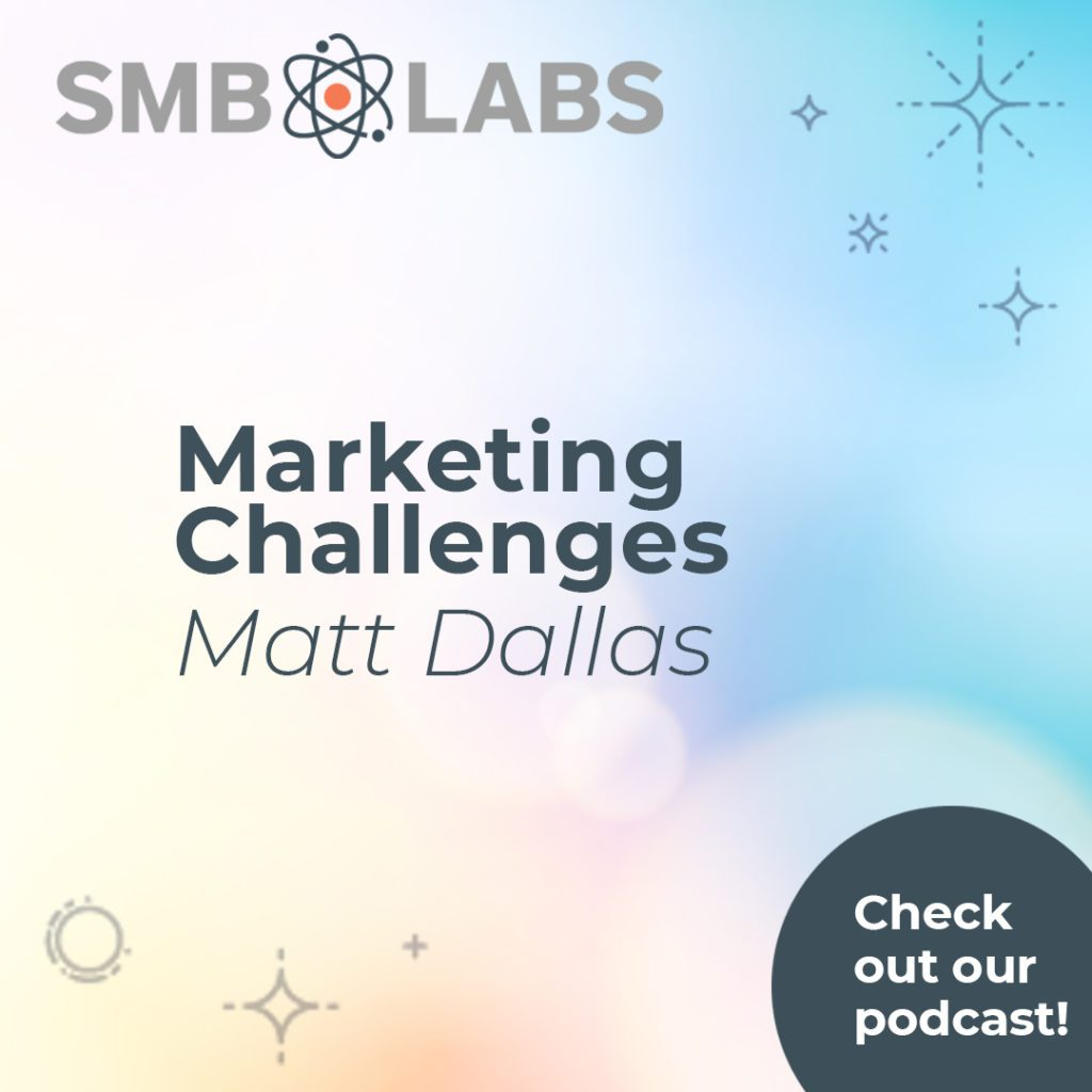SMB Labs Podcast Episode 6