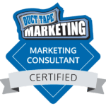 Duct Tape Marketing Certified Consultant Badge